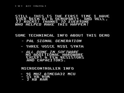 screenshot added by Saga Musix on 2008-03-27 22:12:33